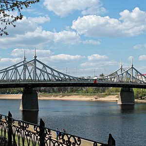 Староволжский Мост