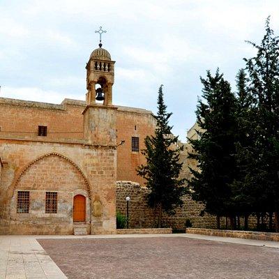 Kadim Kırklar Kilisesi 1