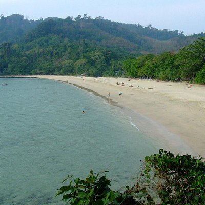 หาดฝรั่ง เกาะมุก ตรัง ประเทศไทย