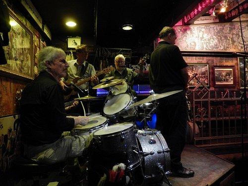 Local jazz band