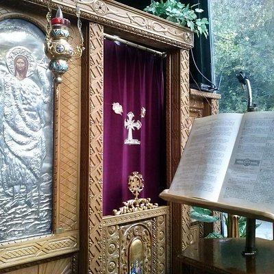 Internal of the church 2