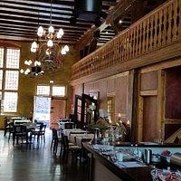 Ansicht Innenraum Restaurant