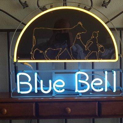 Blue Bell!