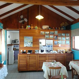 Café da Manhã - Pousada Barratur