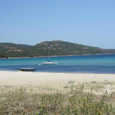 plage de Ballistra