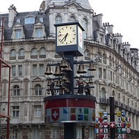 Swiss Glockenspiel in London