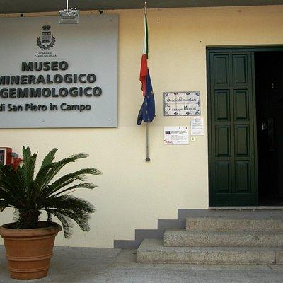 Museo Mineralogico e Gemmologico di San Piero In Campo