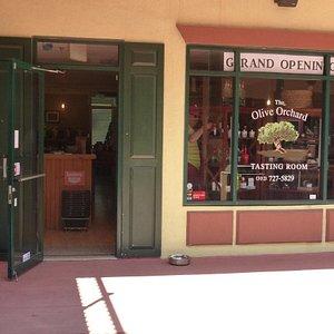 Olive Orchard storefront