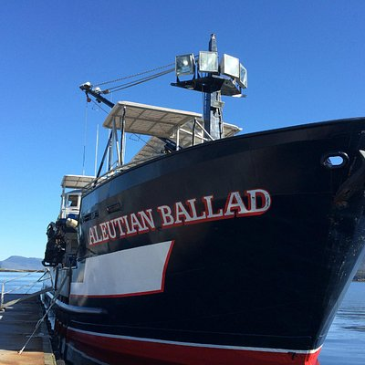 She's a beauty of a crab boat