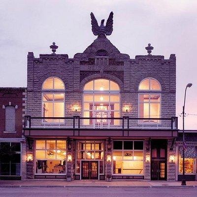 The Columbian Theatre