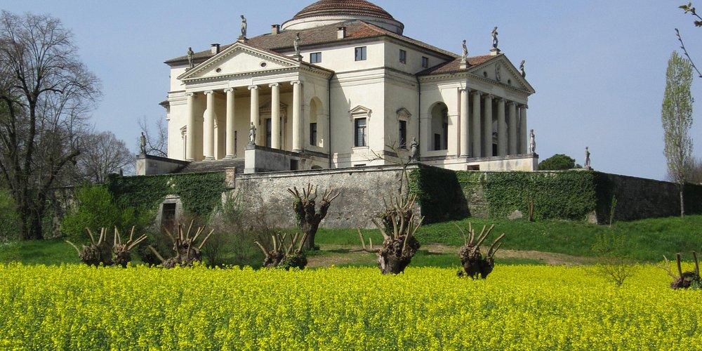 A 10 minuti una fantastica villa del Palladio