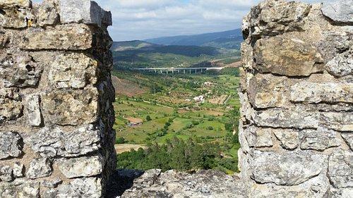 Castelo de Penela, Coimbra.