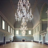 Ball Room at the Assembly Rooms