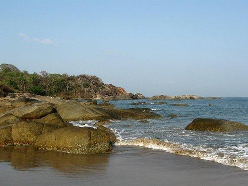 Rock Formations Agonda