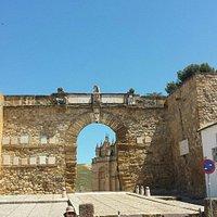 Eingang zur Festung