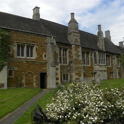 The Bede House from St Andrew's Churchyard