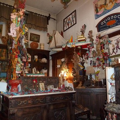 Amorgos antique store 1
