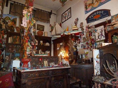 Amorgos antique store 1