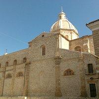 Chiesa Madre Gela (Prospetto Sud)