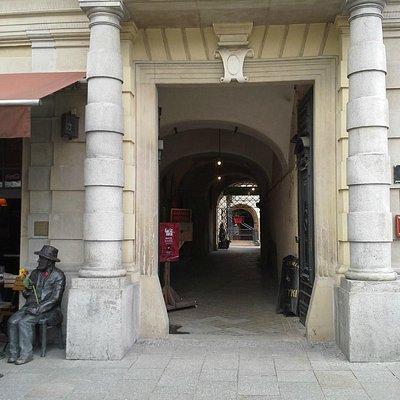 Brama Muzeum Kacianora