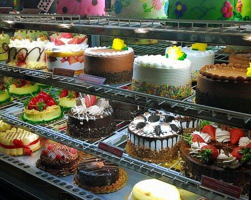 Yummy cakes!