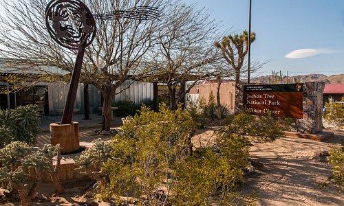 Joshua Tree Visitor Center