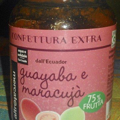 Marmellata di guava ormai finita!