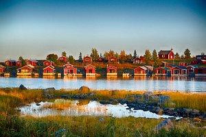 The Islands of Swedish Lapland
