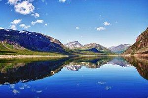 The Lakes of Swedish Lapland