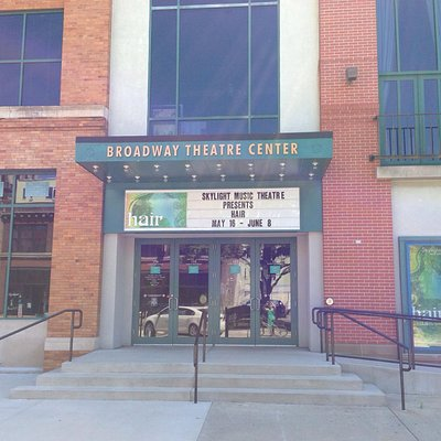 Don't be deceived by the name- the Broadway Theatre Center houses the Chamber theater