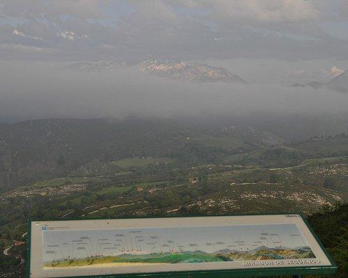 Mirador de següenco, Asturias