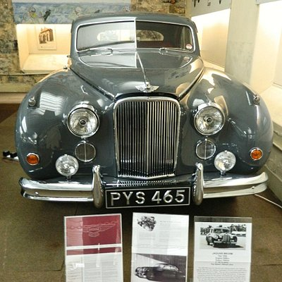 1956 Jaguar Mk VII M