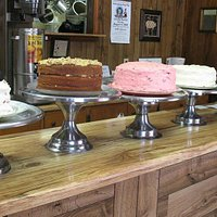 Delicious Homemade Cakes