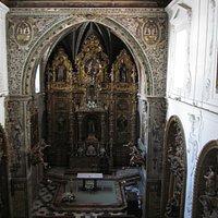 chiesa clausura