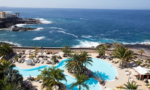 The Freshwater Pool at the Roca Nivaria GH - Adrian Hoteles