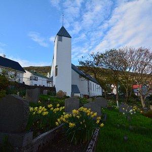 Vestmanna Church