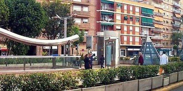 Estación metro Mislata Linea 3