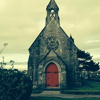 One of 2 mortuary chapels - one Catholic and one Protestant
