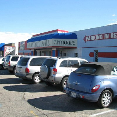 Street view of American Antique Mall