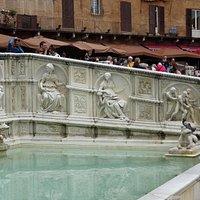 Siena, Fonte Gaia