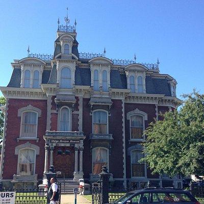 Phelps Mansion!