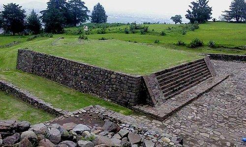 Zona arqueológica de calixtlahuaca