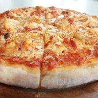 Fruitti di Mare Pizza