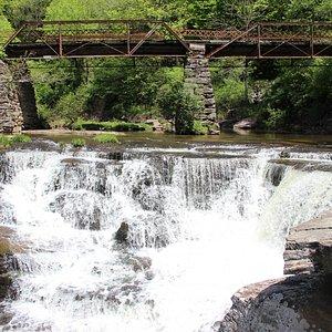 @ the falls