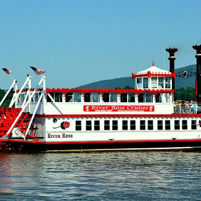 The River Rose - Cruise the Hudson Mississippi Style!