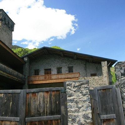 Дом-музей, вид с улицы