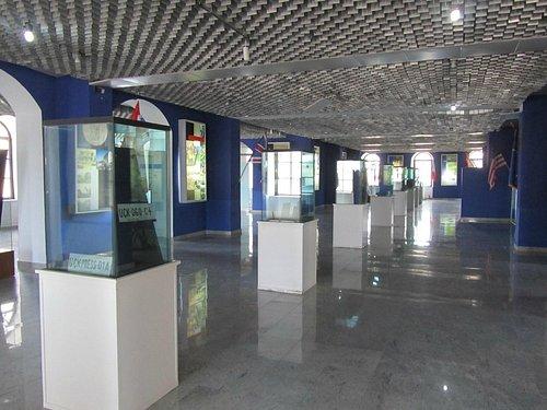 The NATO/War exhibition