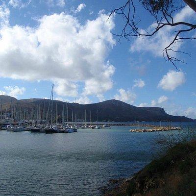 Ile de Leros, port de Lakki