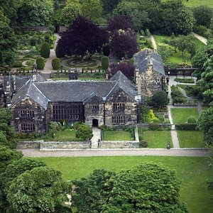 View of Oakwell Hall