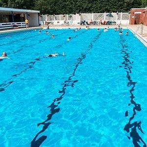 Nantwich Outdoor Brine Pool